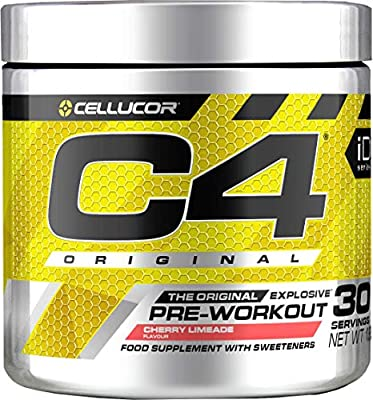 C4 Original Pre Workout Powder by Nutrabolt