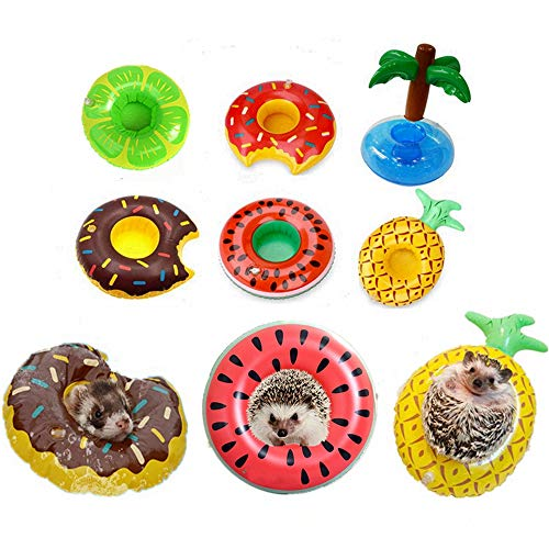 6 Pack Of Small Animal Floaties