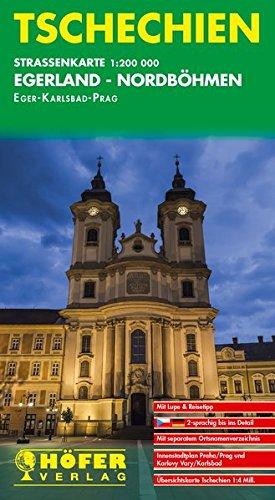 Tschechien - CS 001: Egerland - Nordböhmen