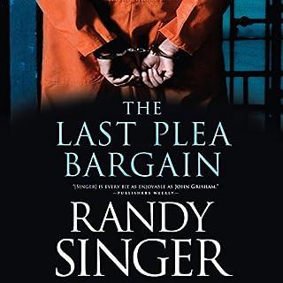 The Last Plea Bargain audiobook cover art