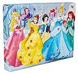 Disney DSP14-6797 Princess - Calendario de Adviento 2018, Multicolor