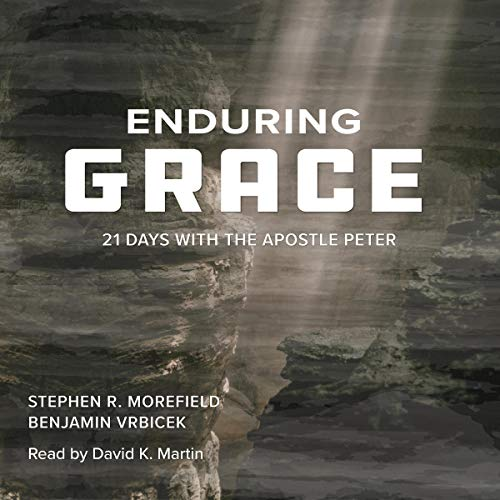 Enduring Grace audiobook cover art
