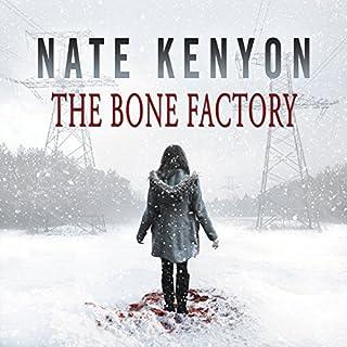 The Bone Factory audiobook cover art