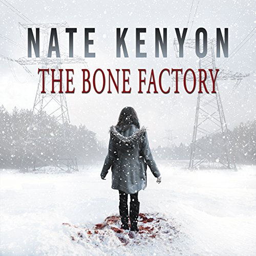The Bone Factory audiobook cover art