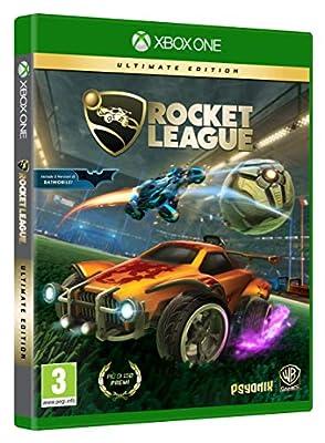 Giochi per Console Warner Rocket League - Ultimate Edition