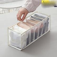 Nowe pudełka do przechowywania biustonosza bielizna ubrania szuflada nylonowa przegroda szafa przechowywanie do składanych...