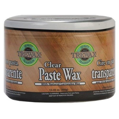 Trewax Clear Beaumont Paste Wax 197101016, 1-Pack