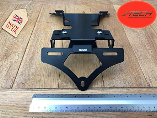 Honda Cb1000r 2018 2019 2020 2021 Tail Tidy. Fender Eliminator Number Plate Holder. *LED* *Plug & Play*