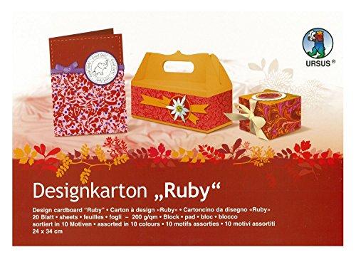 Ursus Ruby design paper,