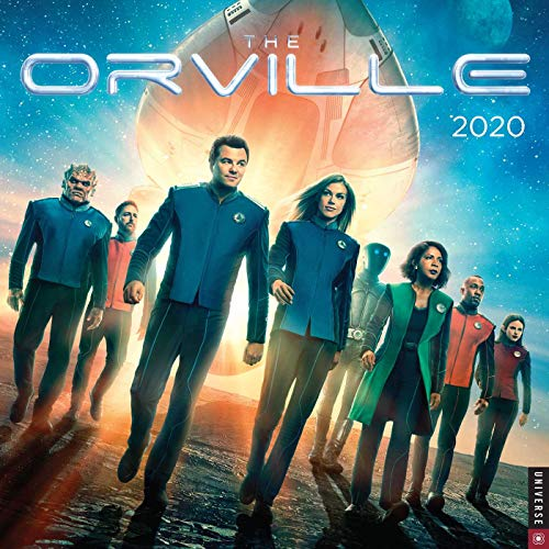 The Orville - 2020 Calendar