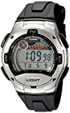 Casio Herren-Armbanduhr XL Digital Quarz Kautschuk W-753-1AVCB