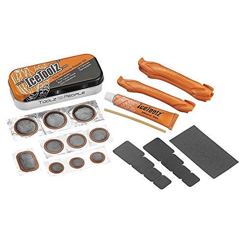 IceToolz 65A1 Kit de réparation Mixte Adulte, Gris