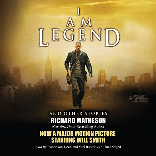 I Am Legend and Other Stories copertina