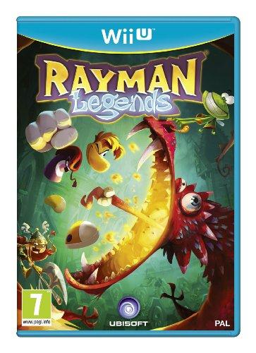 Ubisoft Rayman Legends, Wii U - Juego (Wii U)