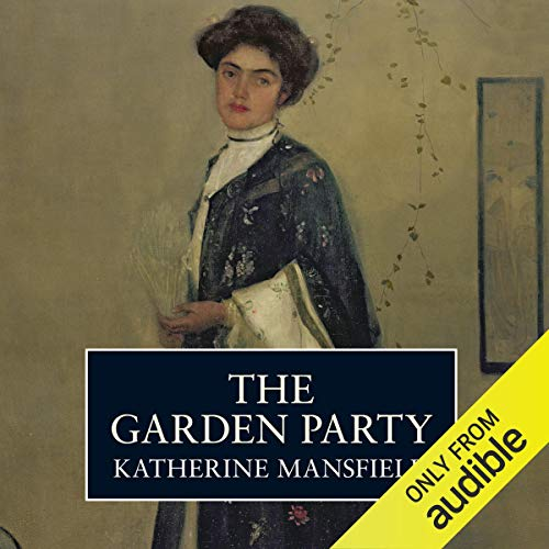 The Garden Party cover art