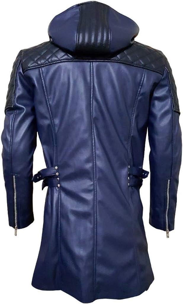 DMC 5 Ner-o Real Leather Jacket