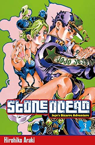 Jojo's - Stone ocean T03: Jojo's Bizarre Adventure n°66