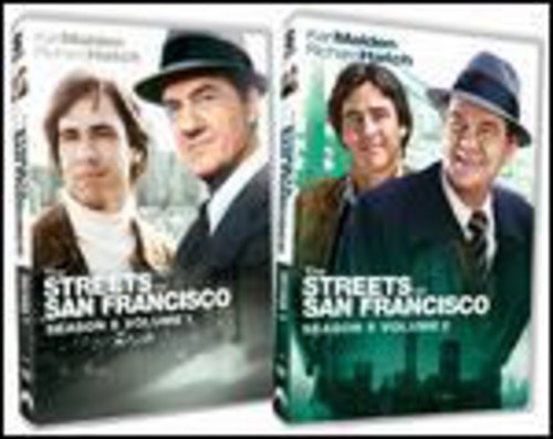 Streets of San Francisco: Season Five [Importado]