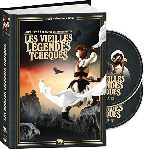 Les Vieilles légendes tchèques [Francia] [Blu-ray]
