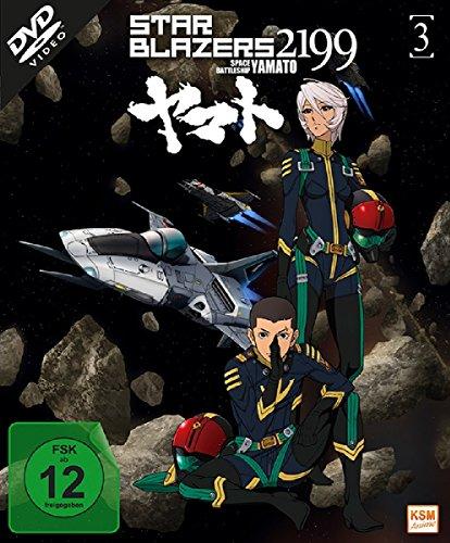 Star Blazers 2199 - Space Battleship Yamato - Volume 3: Episode 12-16 [DVD]