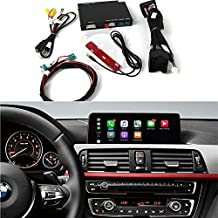 PANGOLIN Wireless CarPlay for BMW 1/2/3/4/5/7 Series, X1 X3 X4 X5 X6, with NBT System; with Android Auto Retrofit Interface, iOS AirPlay Mirror Link Function