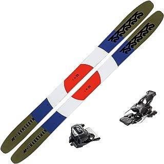 2020 K2 Marksman Skis w/Tyrolia Attack2 13 GW Bindings