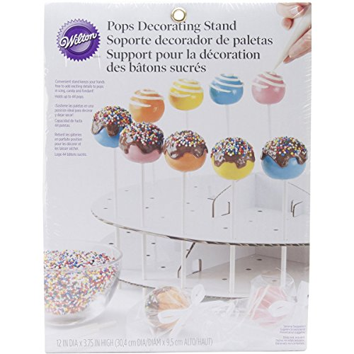 Wilton 1512-136 - Expositor/  Stand para decorar/ presentar cakepops