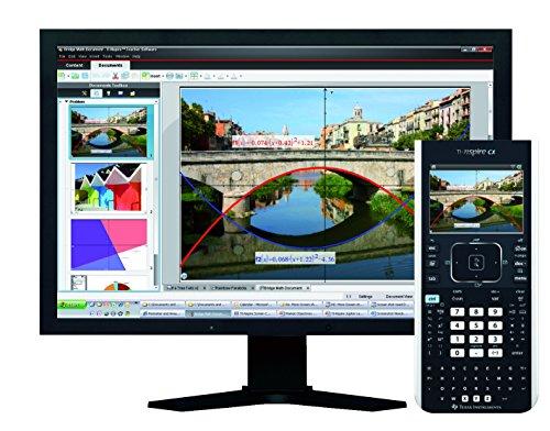 Texas Instruments TI-Nspire CX ohne CAS und Schüler Software