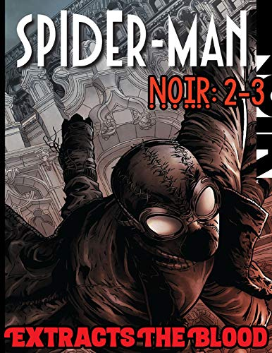 Spider-Man: Noir-Extracts The Blood Comic 2 (English Edition)