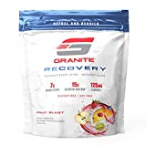 Intra-Workout Powder by Granite Supplements | 20 Servings of Recovery Fruit Blast to Maximize Muscle Growth and Speed Up Recovery | Includes Amino Acids, Cluster Dextrin, and Sensoril Ashwagandha