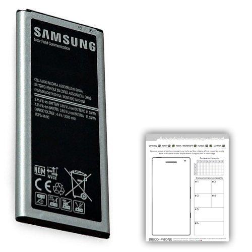 Akku für Samsung Galaxy Note Edge SM-N915FY