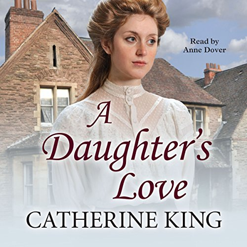A Daughter's Love audiobook cover art