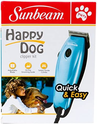 high quality Sunbeam popular Happy Dog lowest Clippers Kit outlet online sale
