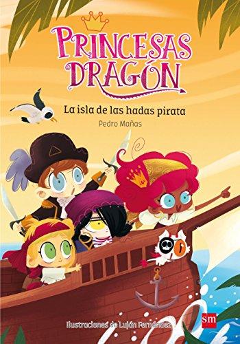 Princesas Dragón: La isla de las hadas pirata: 4
