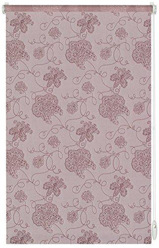 roze rolgordijn ikea