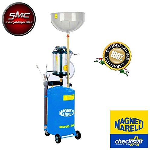 SMC transmissieolie voor auto, motorfiets, vrachtwagen, scooter, trekker, motorolie, 80 liter