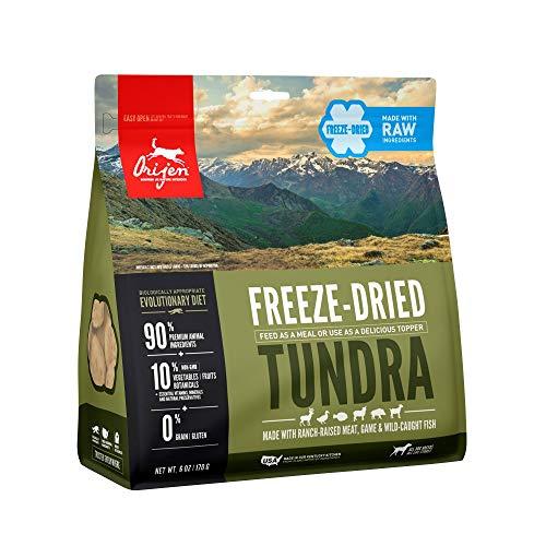 Orijen Tundra Dog Freeze Dried - ca. 12 Medaillons