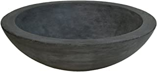 Native Trails NSL1705-S Morro Native Stone Vessel Bathroom Sink, Slate