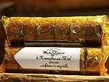 Nonnette Blaubeeren Honig Lebkuchen 6er-Set - Gebäck Spezialität aus Frankreich - 200gr