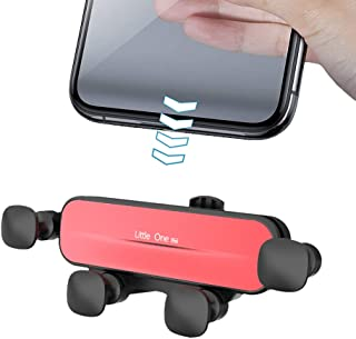 Car Phone Holder Mount,Easy One Touch Gravity Phone...