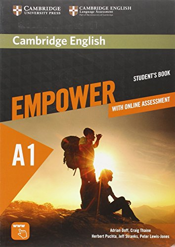 Cambridge English Empower Starter Student's Book with