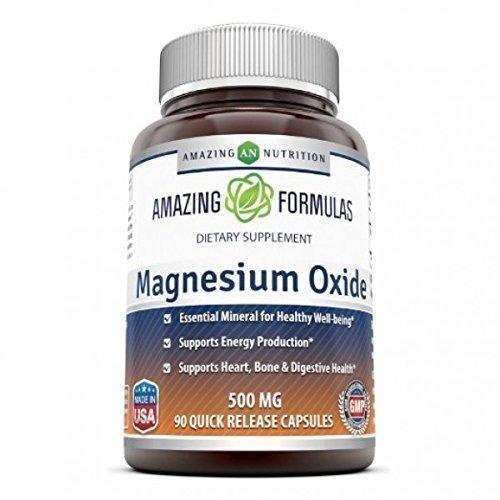 Amazing Nutrition Magnesium Oxide...