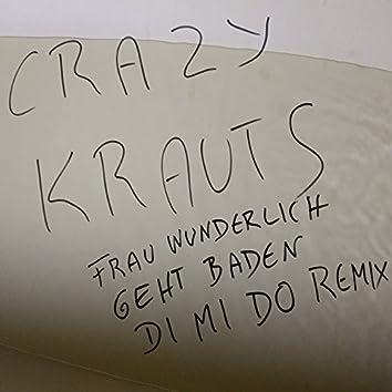 Frau Wunderlich geht baden (DI MI DO Remix)