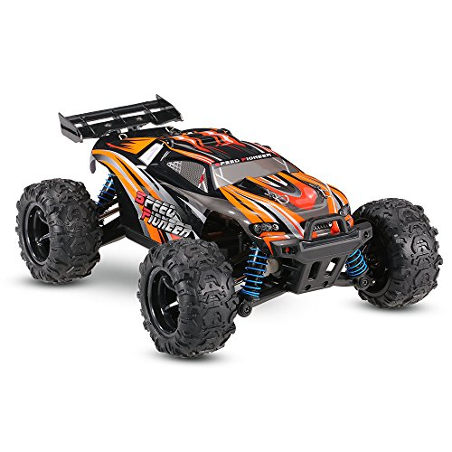 RC Auto kaufen Truggy Bild 5: Goolsky PXtoys NO.9302 Speed Pioneer 1:18 4WD Off Road Truggy High Speed RC Rennwagen RTR*