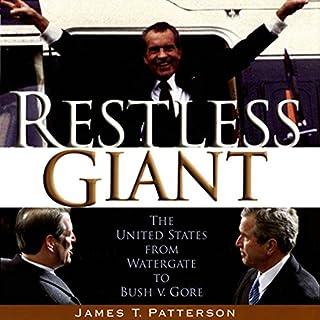 Restless Giant cover art