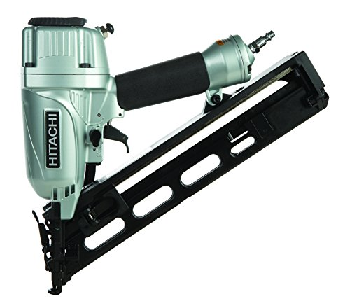 Hitachi NT65MA4 1-1/4 Inch to 2-1/2 Inch 15-Gauge Angled Finish Nailer...