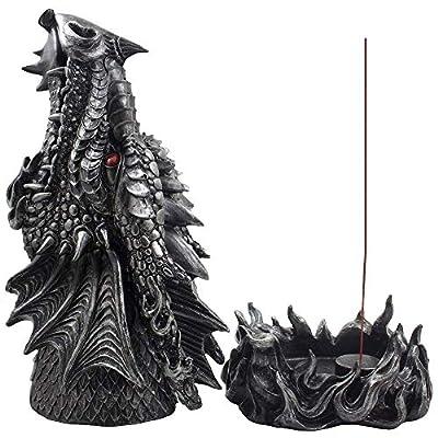 Fire Breathing Dragon Incense Holder & Burner