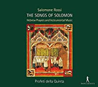 Rossi: The Songs Of Solomon