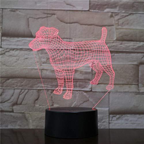 Children's Night Light Desk Lamp Cute Dog Animal Auvvsovs Smart Remote Night Light Bedroom Bedside Creations Modern Led Night Light Energy Saving, Suitable for Boys Girls Teens Lovers Halloween CHRI