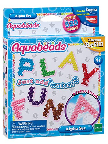 Aquabeads - 79258 - Set Alfabeto